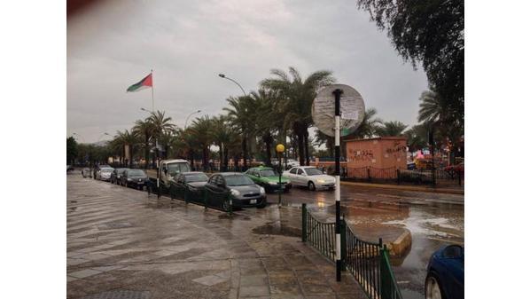 تعليق دوام المدارس في العقبة بسبب الحالة الجوية