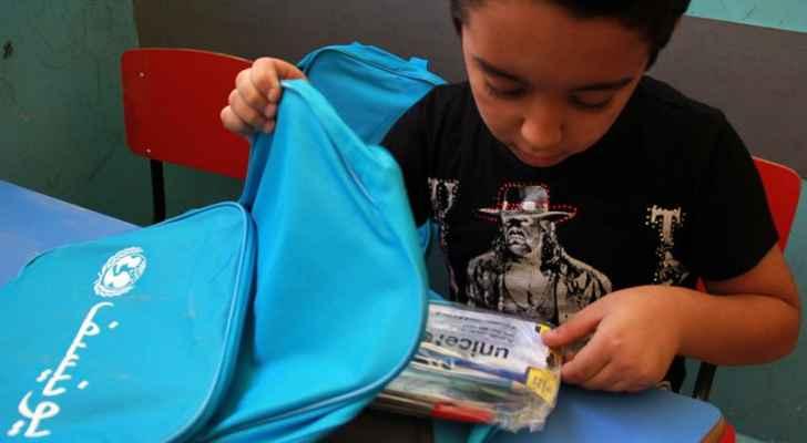 """""""يونيسيف"""" تقلص البرامج الدراسية للسوريين في الأردن"""