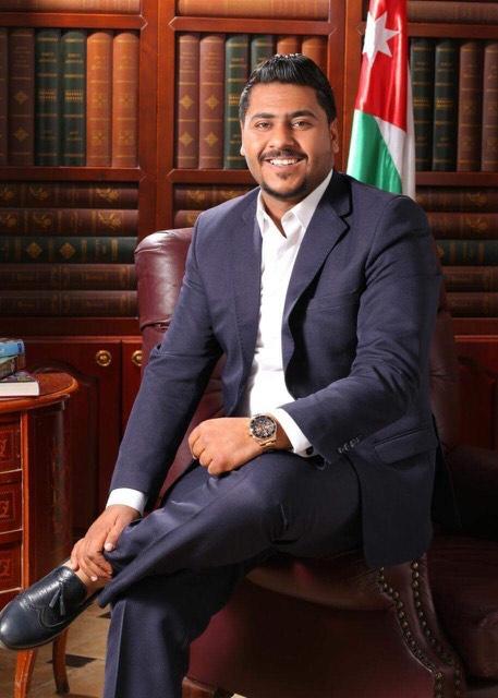 رشاد أبو هديب مبروك التخرج