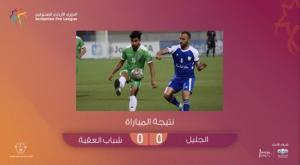تعادل جديد للعقبة والجليل في الدوري الأردني