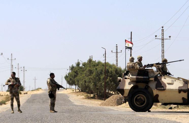 تسريب يكشف تصفية الجيش المصري لمواطنين في سيناء