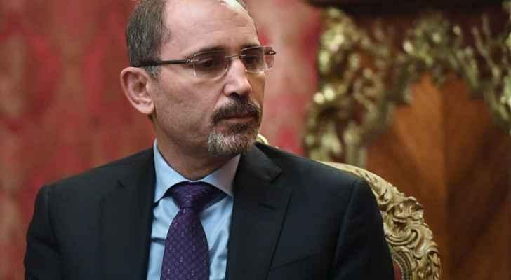 الصفدي: سياسات الاحتلال المدانة تهدد السلم الإقليمي والدولي