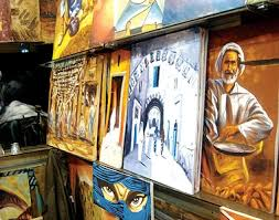 """المعرض الفني """"منال"""" ..  اشتغالات تجمع بين الابداع الجمالي والدعم النفسي"""