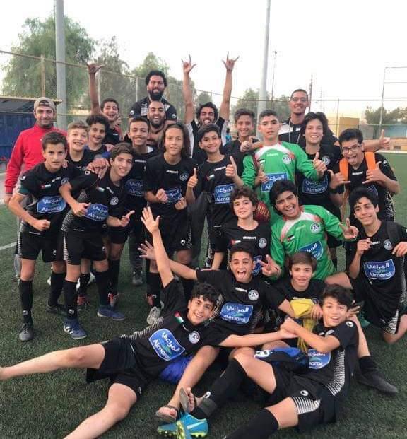 بطولة الاندية الاردنية للدرجات الاولى والثانية والثالثة : تأهل فريق عمان على حساب الخالدية