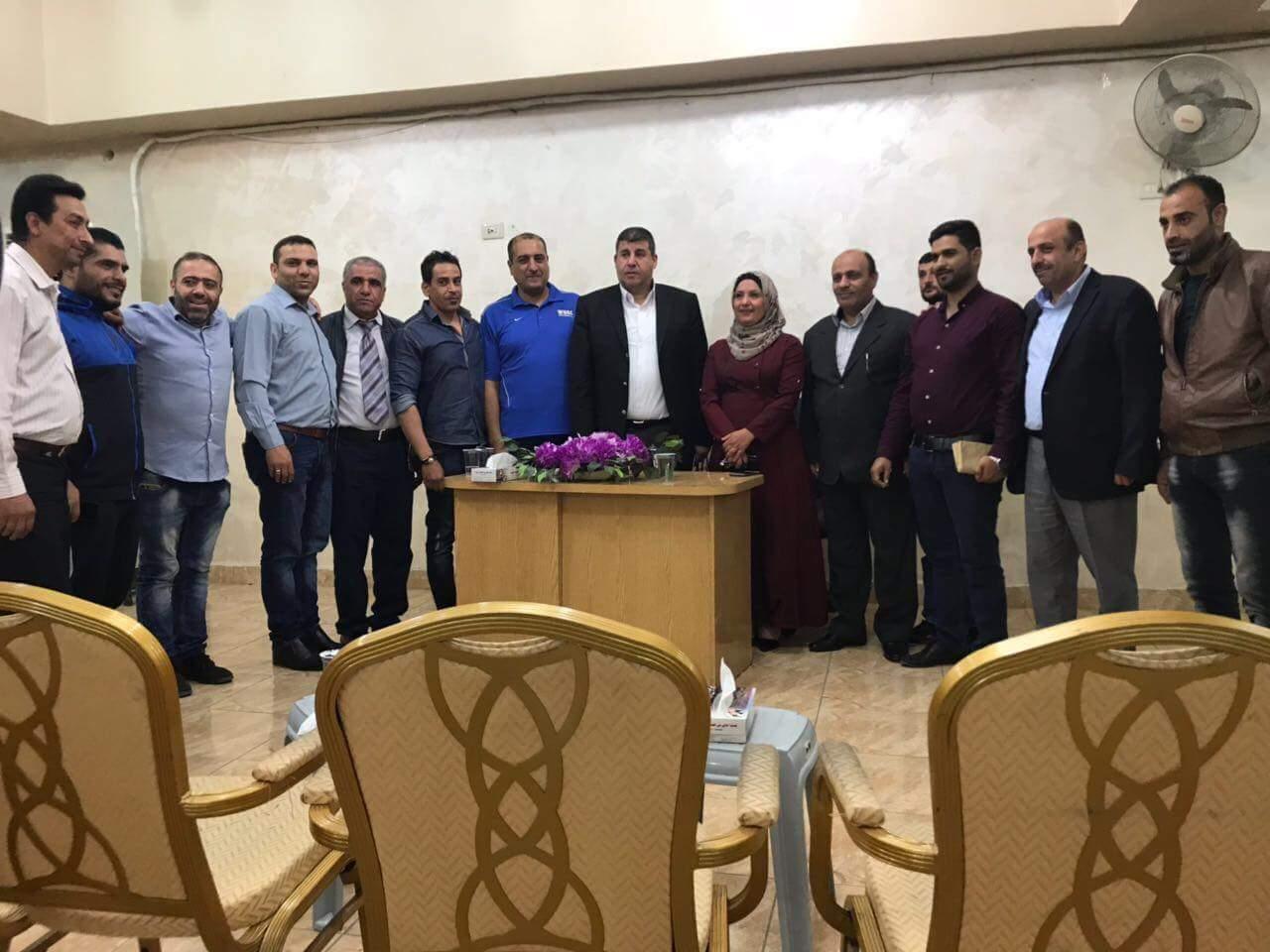 السعود يستجيب لقيادات حراك امانة عمان