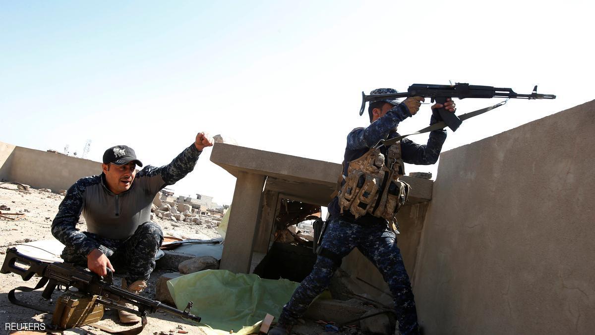 هجوم داعش الكيماوي في الموصل لم يوقع قتلى