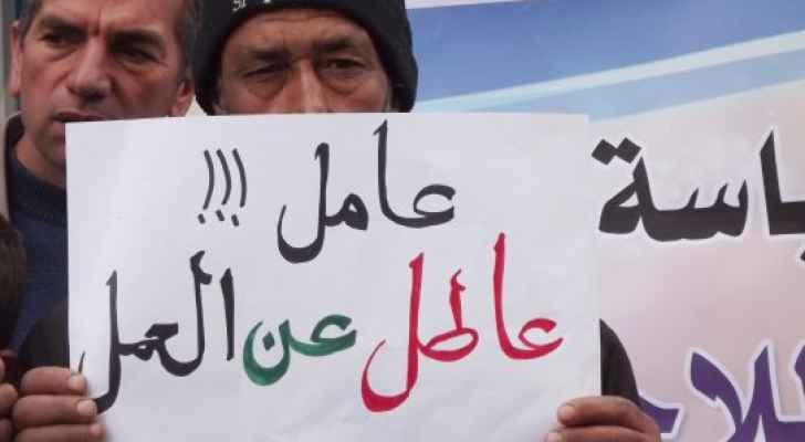 الأردن ..  معدل البطالة يرتفع إلى 18.4%