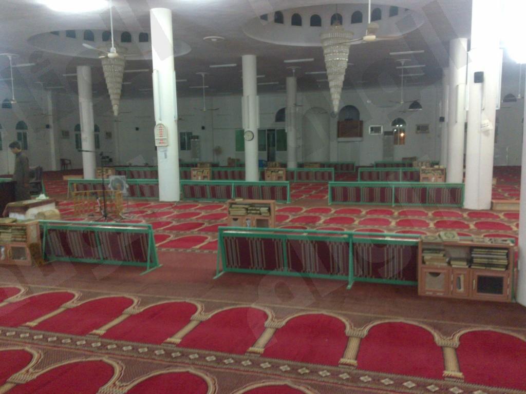 اوقاف الكورة تطلق حملة اسبوع العناية بالمساجد