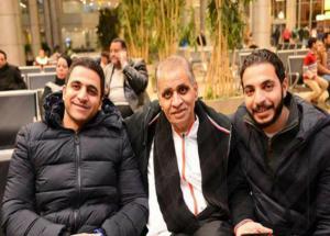 القبض على نجلي المخرج أحمد السبكي بتهمة حيازة الكوكايين