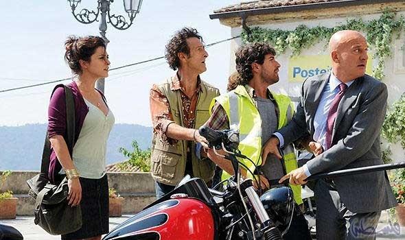 """الفيلم الإيطالي """"مرحبا في الجنوب"""" في شومان"""