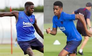 ثنائي برشلونة يدخل حسابات ميلان