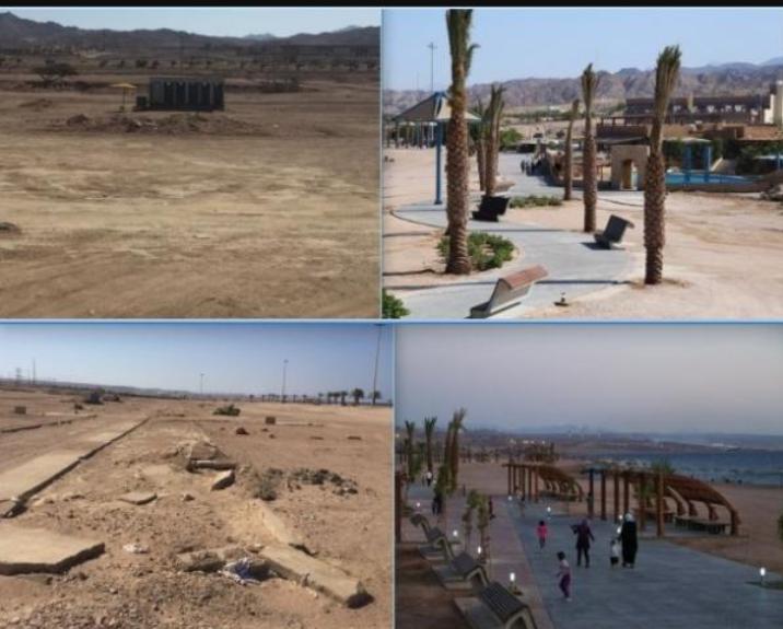 متنزه العقبة البحري بات مهجورا بعد دفع 1.5 مليونا لاحيائه