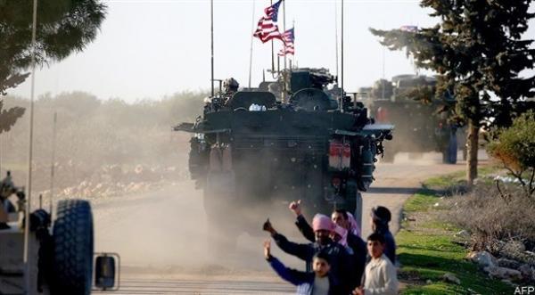 بدء الانسحاب الأمريكي من سوريا