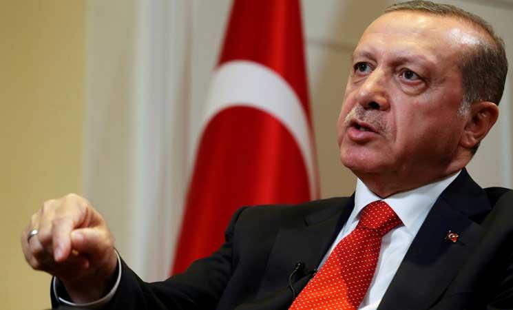 أردوغان: معظم الانتقادات الأوروبية لتركيا تتعلق بسياسات بلدانها الداخلية
