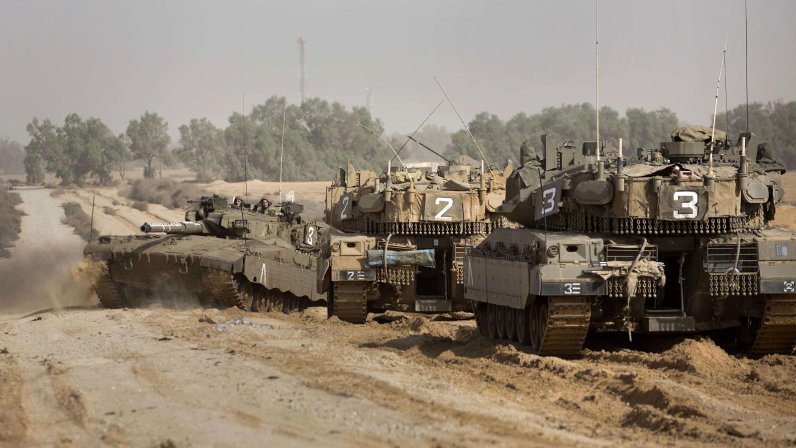 الاحتلال يتوغل جنوب وشمال قطاع غزة