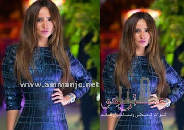 بالصور _ الجمهور يسخر من الممثلة المصرية زينة بسبب فستانها
