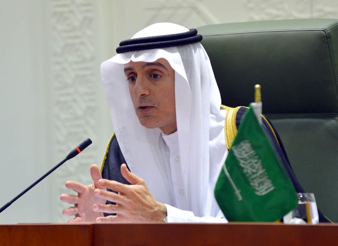الجبير: مبادرة دعم الأردن تؤكد سعي الرياض لاستقرار الدول العربية