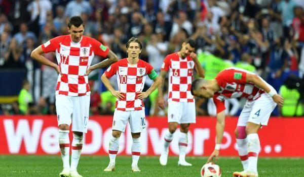 الديوك الفرنسية تسحق كرواتيا برباعية وتحصد لقب المونديال