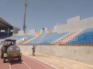 اكتمال أعمال تعقيم مدينة الأمير محمد للشباب