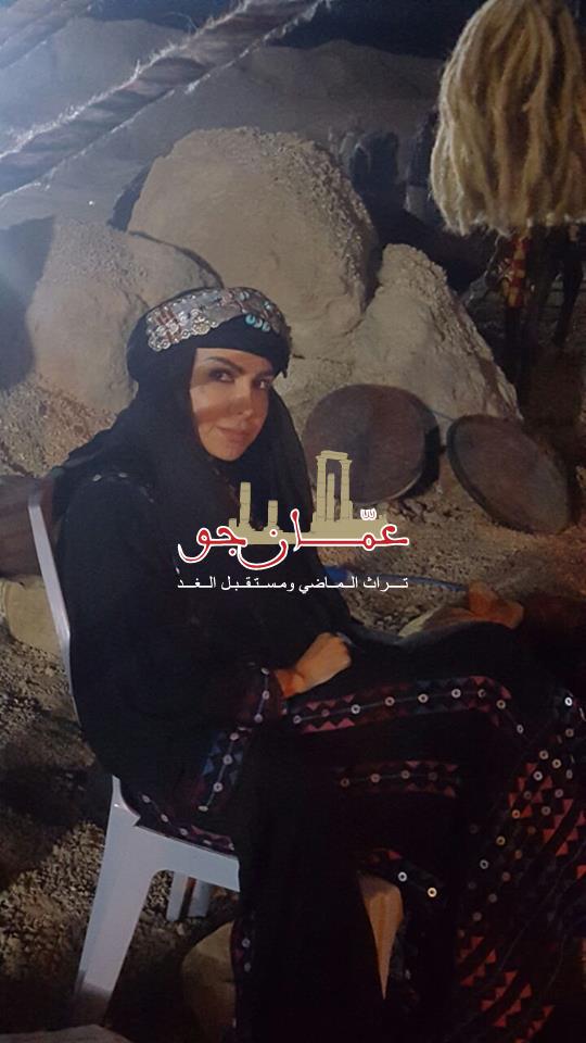 سهير عودة لــ عمان جو عملي الجديد خلال شهر رمضان المبارك