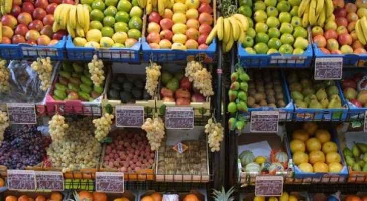 أسعار الخضار والفواكه ليوم السبت