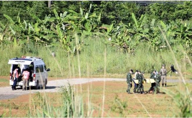 """بدء عملية لإنقاذ آخر العالقين من """"فتية الكهف"""" بتايلاند"""