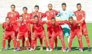 منتخب الناشئين يفوز على نيبال بالتصفيات الآسيوية