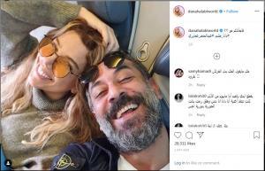 دانا حلبي وعبدالمنعم عمايري: فاجأناكم مو؟