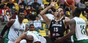 فوز الأردن ومصر في افتتاح بطولة الملك عبد الله لكرة السلة