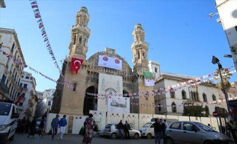 """مسجد """"كتشاوة"""" ..  جذر الصداقة التركية الجزائرية منذ 500 عام"""