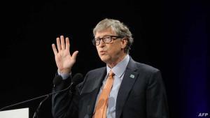 """تقرير يكشف """"رسائل غير ملائمة"""" بين بيل غيتس وموظفة بمايكروسوفت"""