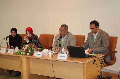 جامعة الحسين تشارك بمؤتمر علمي بالمغرب