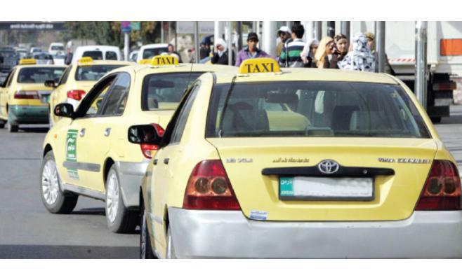 شكاوى من رفع سائقين في ''الأصفر'' للأجرة دون قرار رسمي