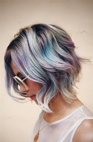 صور: ما رأيك بصيحة الشعر الاوبال؟