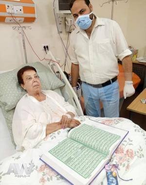 رجاء الجداوي تتماثل للشفاء بعد تردد شائعات عن وفاتها بكورونا