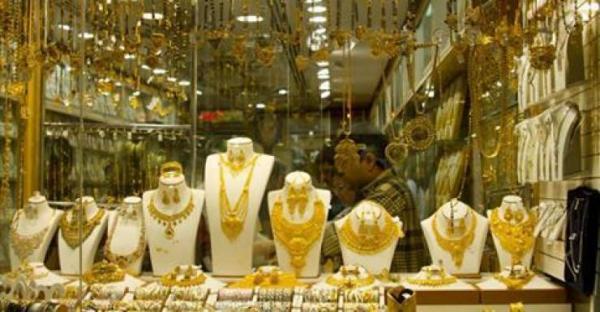 إرتفاع أسعار بيع الذهب محليا 20 قرشا