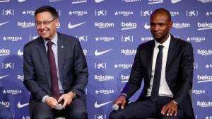 برشلونة يتبرأ من حملة التشهير