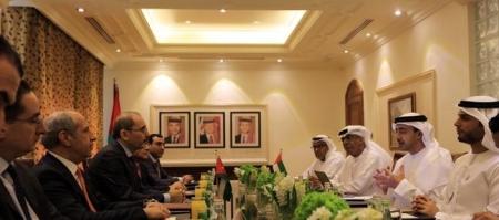 عبدالله بن زايد: سندعم الاردن بكل ما يلزمه