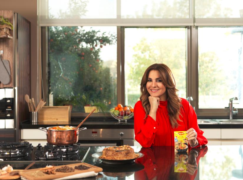 ماجي تقدم منتجا جديدا بنكهة أردنية