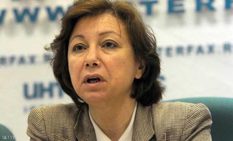 بسمة قضماني: لا حل متوازن للأزمة السورية دون أمريكا