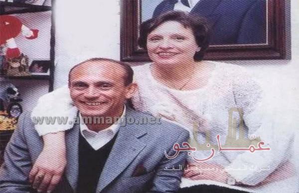الممثل الكوميدي محمد صبحي يبكي زوجته على الهواء -(فيديو)