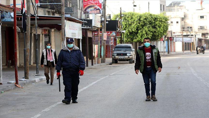 غزة: وفاة و113 اصابة جديدة بفيروس كورونا