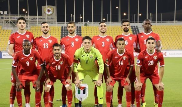 شباب الأردن يهزم قطر وديا