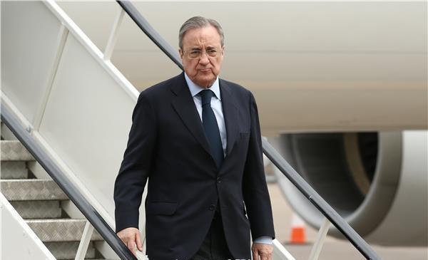 بيريز على رأس ريال مدريد لولاية خامسة