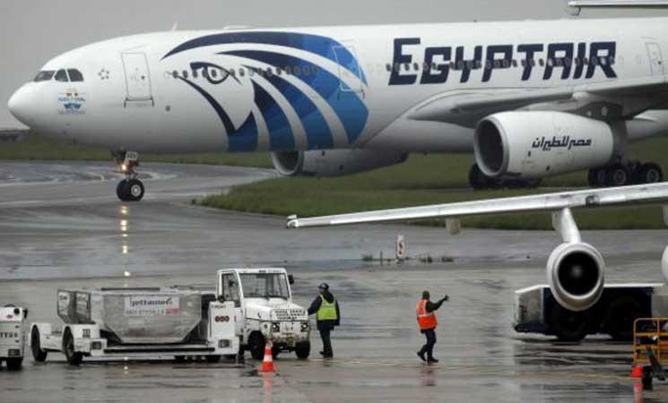 """فرنسا: اندلاع حريق أقوى الاحتمالات لسقوط طائرة """"مصر للطيران"""" عام 2016"""