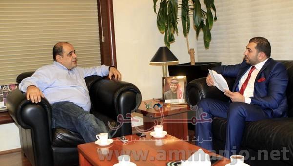 """احمد الهناندة لـ""""عمان جو""""التغير المستمر في البيئة التشريعية يخلق الخوف لدى المستثمر"""