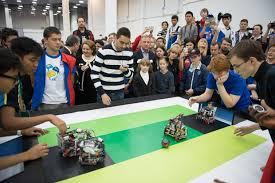 الاردن يشارك بأولمبياد الروبوت الاول العالمي في واشنطن