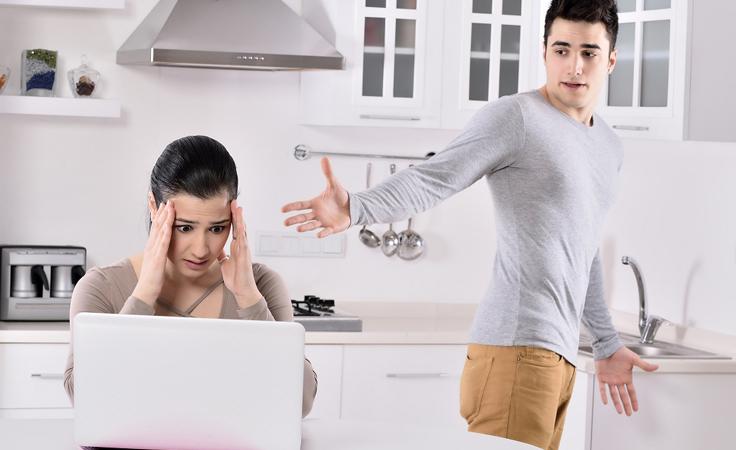 5 علامات على الزوج تنذرك بالطلاق - صور