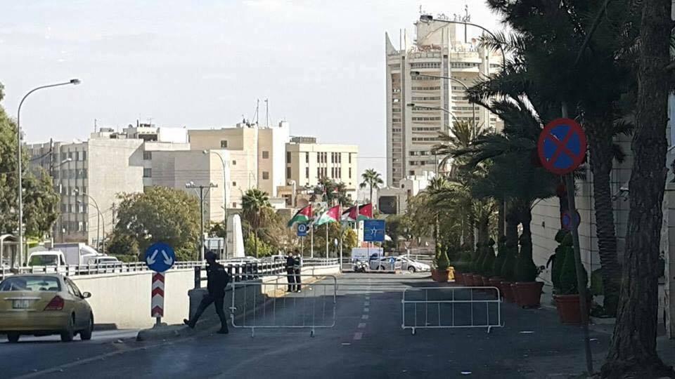 إلى امين عمان