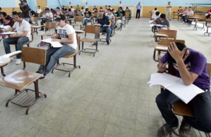72 مخالفة في امتحان التوجيهي